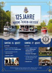 125 Jahre Marineverein Gießen